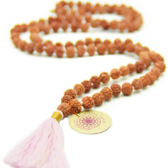 Holy mala (roze kwastje)