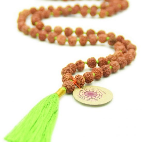 Holy mala (groen kwastje)