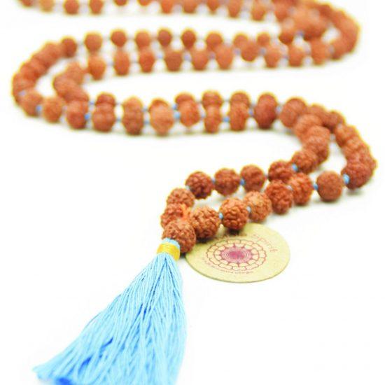 Holy mala (blauw kwastje)