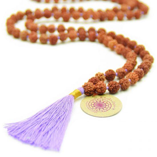 Holy mala (lavendel kwastje)
