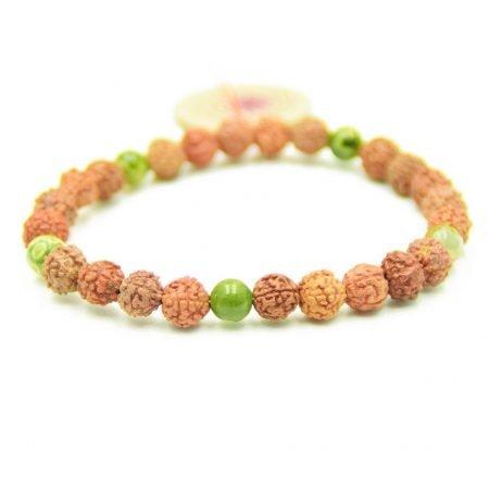 Lucky Jasper bracelet