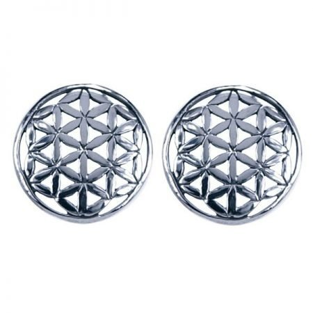 Flower of Life oorstekers