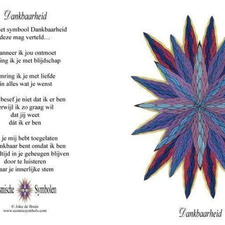 Intentiekaars Dankbaarheid