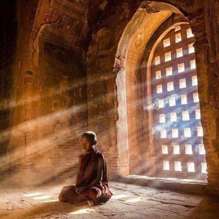Meditatie olie speciaal
