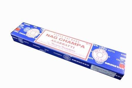 Wierook Satya Nag Champa Agarbatti klassiek staafjes 15 gram