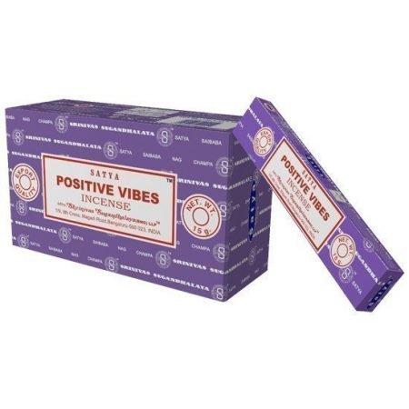 Wierook Satya Positive vibes
