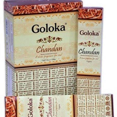 Wierook Goloka Chandan