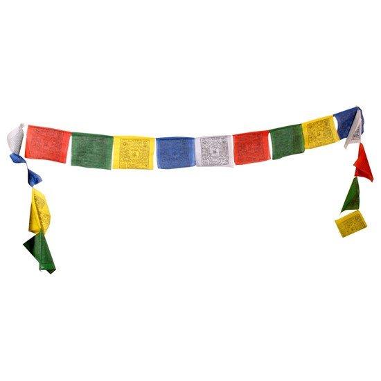 Gebedsvlaggenkoord Tibetaans