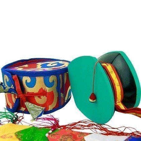 Damaru rituele drum