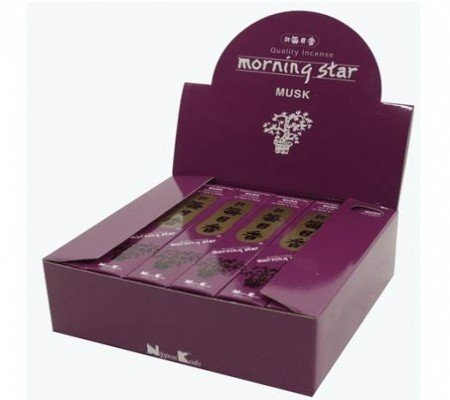 Wierook Morning Star muskus
