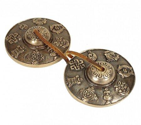 Tingsha's 8 voorspoedsymbolen