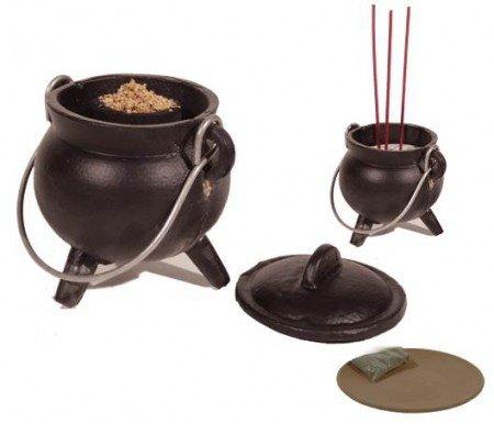 Cauldron (heksenketel) kleiner formaat