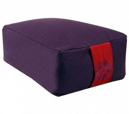 Meditatiekussen violet 7e chakra