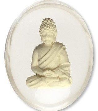 Knuffelsteentje: Inspiratie door Boeddha