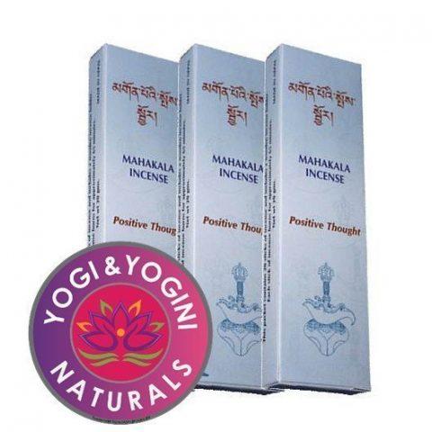 Wierook Tibetaans Mahakala Positive Thought