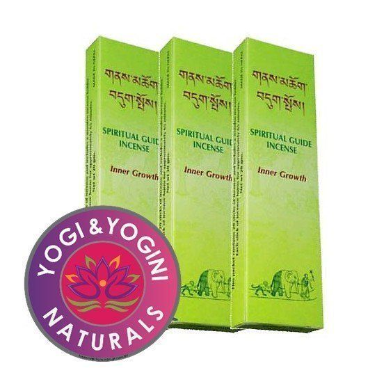 Wierook Tibetaans Spiritual Guide Inner Growth