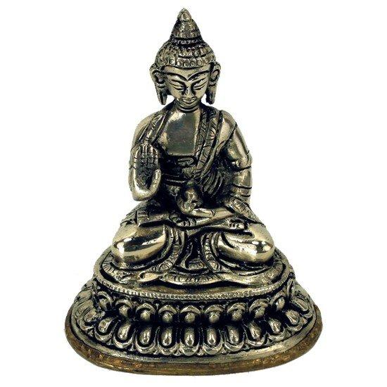 Minibeeldje Boeddha Amogasiddhi