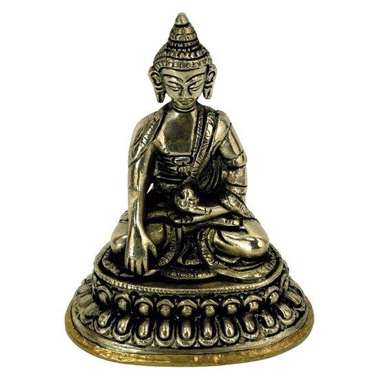 Minibeeldje Boeddha Akshobya