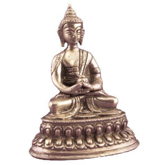 Minibeeldje Boeddha Amithaba