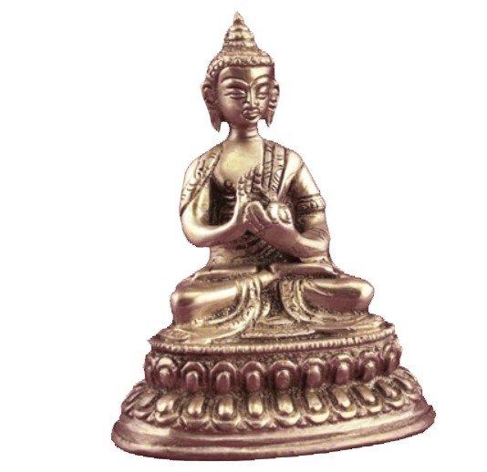 Minibeeldje Boeddha Vairocana