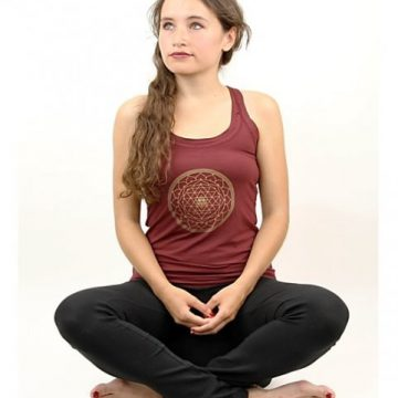 Yoga top 'Yantra'