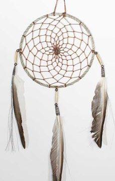 Dreamcatcher Hopi Navajo / 10 inch