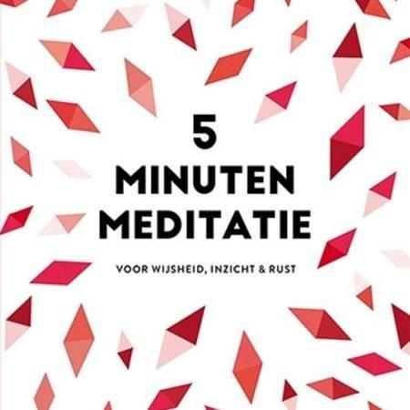 5 minuten meditatie