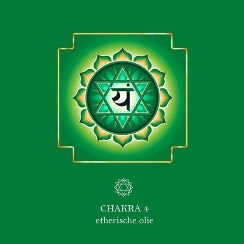 4e Chakra (Hart) - Anahatha