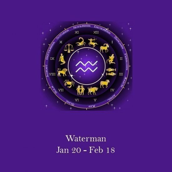 Sterrenbeeld olie Waterman