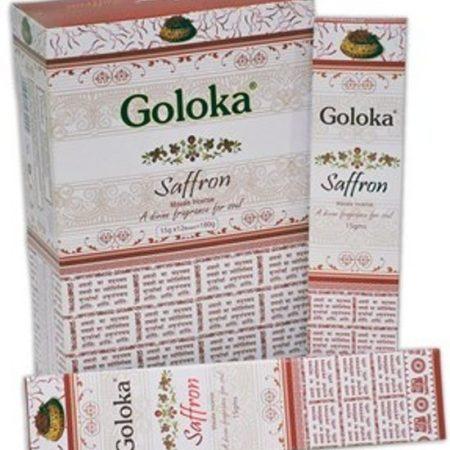 Wierook Goloka Saffron
