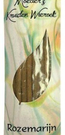 Rozemarijn Lavendel Kruidenwierook 12 korte stokjes