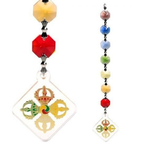 Feng Shui - Vajra bescherming decoratie hanger - 5