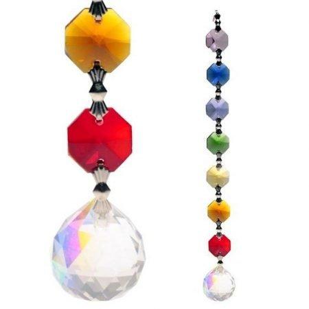 Aurora Sphere Feng Shui chakrakristallen - 8