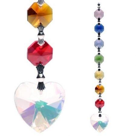 Aurora Hart Feng Shui chakrakristallen - 9