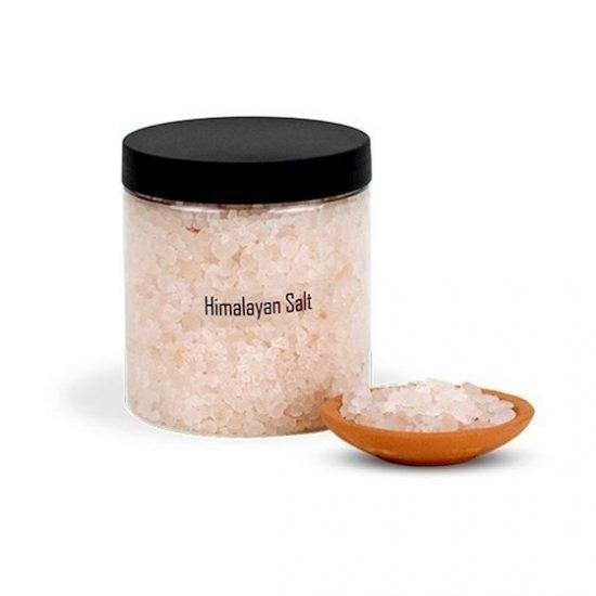 Himalayazout roze grof in pot 300 gram