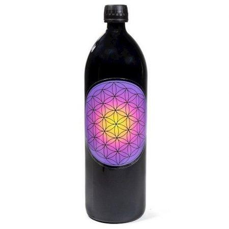 Drinkfles Miron violet /Flower of Life violet