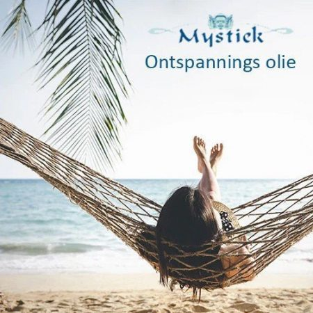Mystiek Massage olie Ontspanning 100 ml