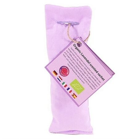 Lavendel geurzakje biologisch violet