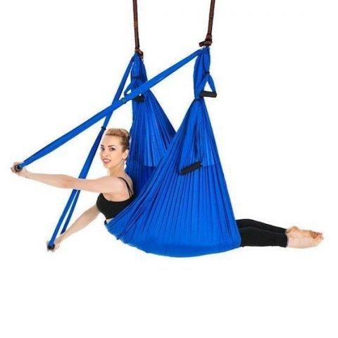 Yoga Swing Blauw