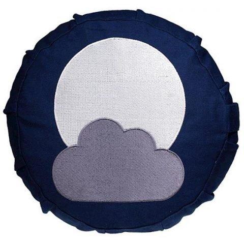 Meditatiekussen Maan voor kinderen