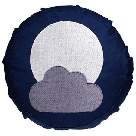 Meditatiekussen Maan voor kinderen kleiner